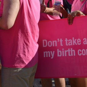Students Protest Fordham University's Anti-Birth Control Policy