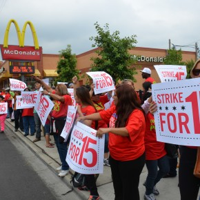 Potential Ballot Measure in DC Would Raise Minimum Wage to $15