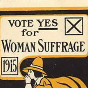Today in 1915: New Jersey's Religious and Political Leaders Speak Up for Suffrage