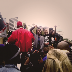 Ferguson October Continues With National Day of Action Against Police Brutality and Mass Incarceration