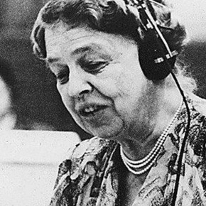 October 3, 1950: Eleanor Roosevelt Praises Women's Rights Victories Around the World and Asks for More