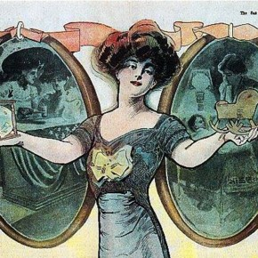 October 8, 1911: Suffragists Step Up Their Game in California