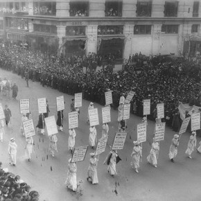 Today in 1915: Over 250,000 Suffragists Took Over Fifth Avenue