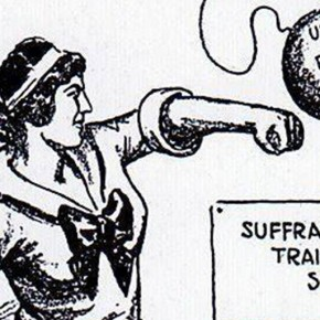 October 2, 1918: Suffragists Vow to Elect Allies and Oust Enemies in Senate