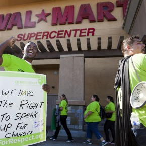 Walmart Workers Will Strike on Black Friday