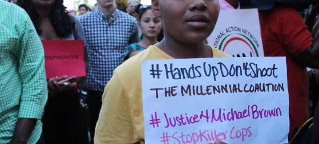 Outraged: FMF President Eleanor Smeal Responds to Ferguson Decision