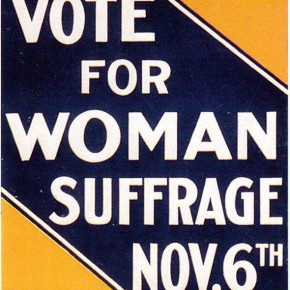 Today in Herstory: New York Women Win the Vote!