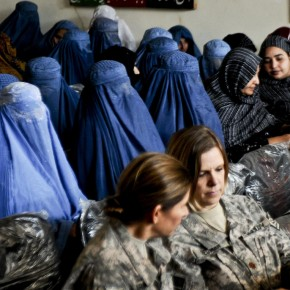 Afghan Women Demand a Larger Role in Peace Process