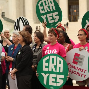 A Majority of Oregon's Electorate Voted for Women's Equality in the Midterm Election