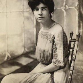 Today in Herstory: Suffragist Alice Paul Kept in Hospital During Hunger Strike