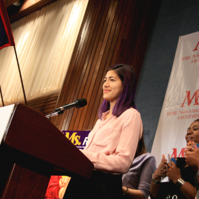 Ms. Wonder Awards Honor Young Grassroots Leaders in Anti-Violence and Fair Wage Movements