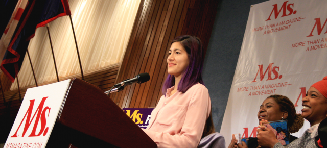 Ms. Wonder Awards Honor Young Grassroots Leaders in Anti-Violence, Fair Wage Movements