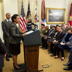 President Obama Nominates Loretta Lynch to Serve as Attorney General