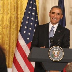 President Obama Calls Only On Women During 2014's Last Press Conference