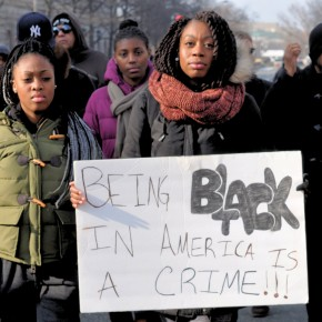 Thousands Marched for Justice in Washington, DC in the Wake of Fatal Police Violence