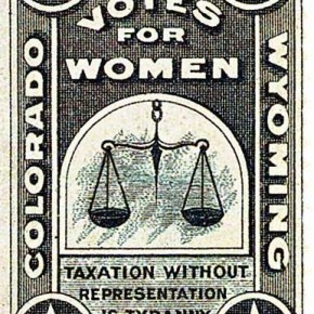 Today in Herstory: National American Woman Suffrage Association Announces Plans to Expand to DC, NY