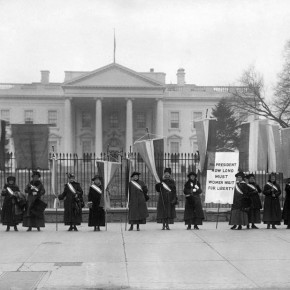 Today in Herstory: Support Swells for Suffragists