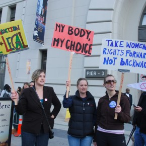Louisiana Activists Fight Proposed Restrictions on Abortion Providers
