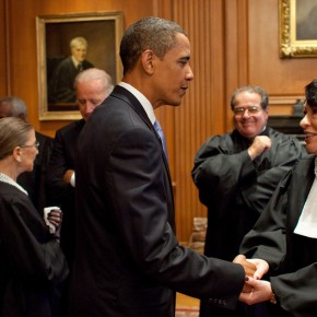Confirmation of Obama Judges Hits High Mark, Most Diverse in History