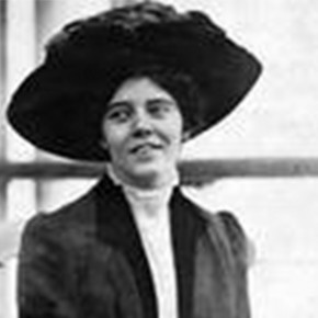 Today in Herstory: Alice Paul Returns to the Suffrage Battle