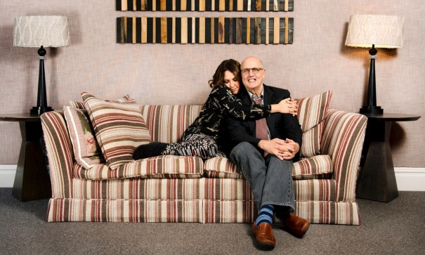 Jeffrey Tambor and Jill Soloway via Linda Nylind for The Guardian