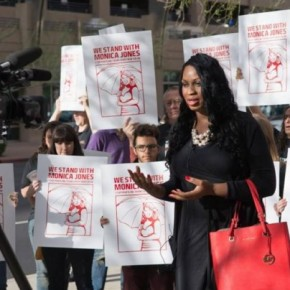 "Activist Monica Jones Can Now Appeal Her Conviction for ""Walking While Trans"""