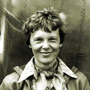 Today in Herstory: Amelia Earhart Announces That She Will Fly Around the World