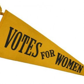 Today in Herstory: Suffrage Hikers Hold Meetings As They Continue Their March to DC