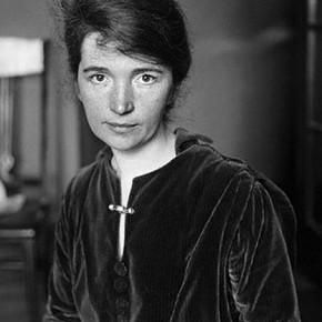 Today in Herstory: Contraception Advocate Margaret Sanger is Now in Prison
