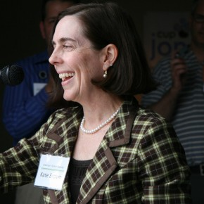 Kate Brown Just Became America's First-Ever Openly Bisexual Governor