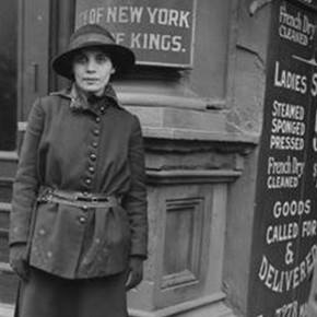 Today in Herstory: Fania Mindell and Margaret Sanger Found Guilty of Violating New York's Birth Control Laws