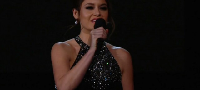 Violence Against Women Came to the Forefront at Last Nights' Grammy Awards