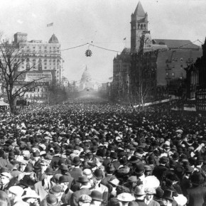 Today in Herstory: Suffragists March Once More - Into the Senate