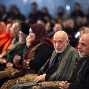 Security and Women's Rights are Essential to Afghan Recovery