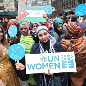 International Women's Day Ushered in Activism and the UN's Commission on the Status of Women
