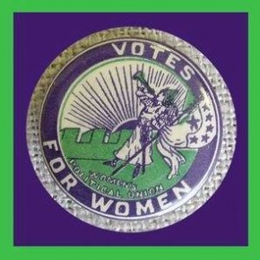 Today in Herstory: NYC Suffrage Offices Prep For (Another) Big Parade