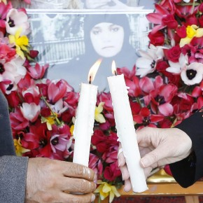 Brutally Murdered Afghan Woman Becomes Symbol for Women's Rights