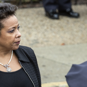 BREAKING: The Senate Just Confirmed Loretta Lynch for Attorney General After a Five-Month Delay