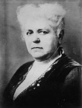 Mary Garrett Hay, head of the New York City branch of the League of Women Voters until last year.