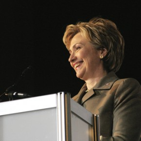 Feminists Are Cheering on Hillary's Presidential Bid