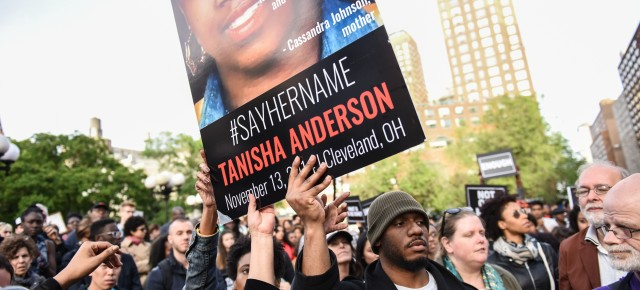 #SayHerName Protests Take Place in California and Across the Nation