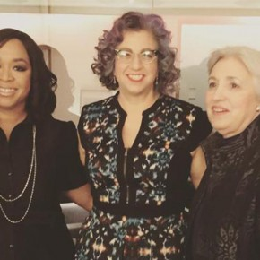 Feminist Majority Foundation Honors Shonda Rhimes and Jenji Kohan at Star-Studded Event