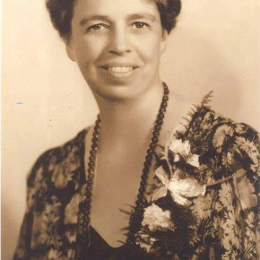 Today in Herstory: Eleanor Roosevelt Wants a Woman President