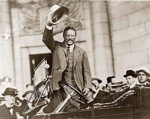 Image result for theodore roosevelt in color