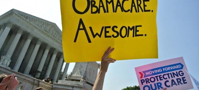 Supreme Court Decides: Obamacare Lives