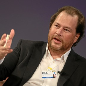 Marc Benioff Wants Women to Have Equal Pay and Opportunity at Salesforce
