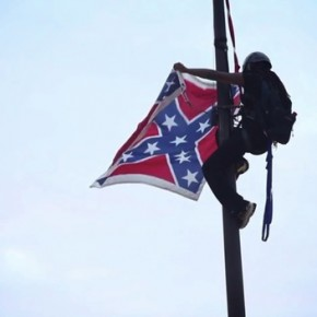 Community Members, Advocates, and Celebrities Stand in Support with Bree Newsome