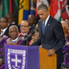 President Obama Delivers Moving Eulogy in Charleston