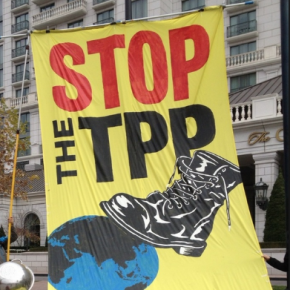 Senate Narrowly Approves of Vote for Fast Tracking the TPP