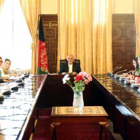 President Ghani Confirms: Four Women Ambassadors to be Appointed in Afghanistan